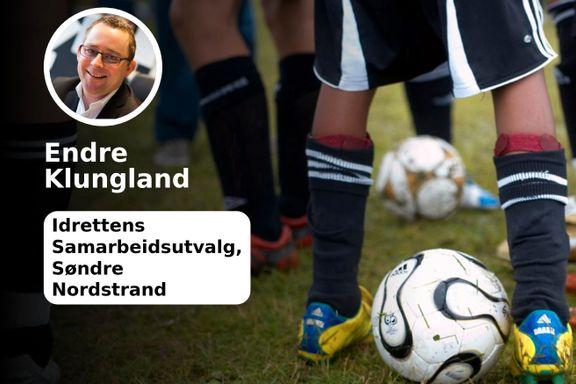 Fotballbaner er nærmest okkupert av narkotikaselgere. Vi trenger hjelp.