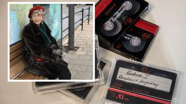 Video-opptakene ble liggende usett i 18 år: «Dette gjorde dødsleiren med min bestemor»