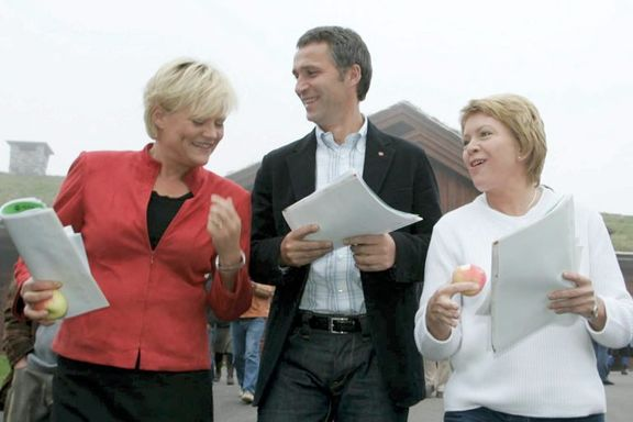 SV-politiker i 2005: «GUD, for en gjeng vi skal samarbeide med»
