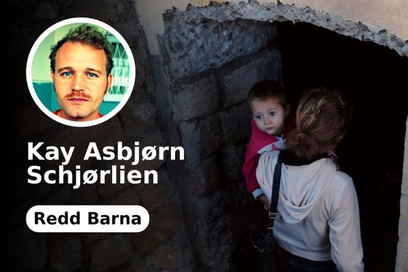 Barna lider under konflikten i Nagorno-Karabakh