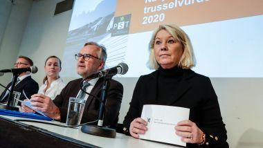 PST med ny trusselvurdering: Dette er de største sikkerhetstruslene mot Norge