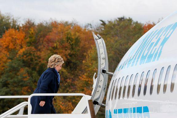 Hillary Clinton har hatt en skikkelig dårlig uke. Her er de fire viktigste årsakene til elendigheten.