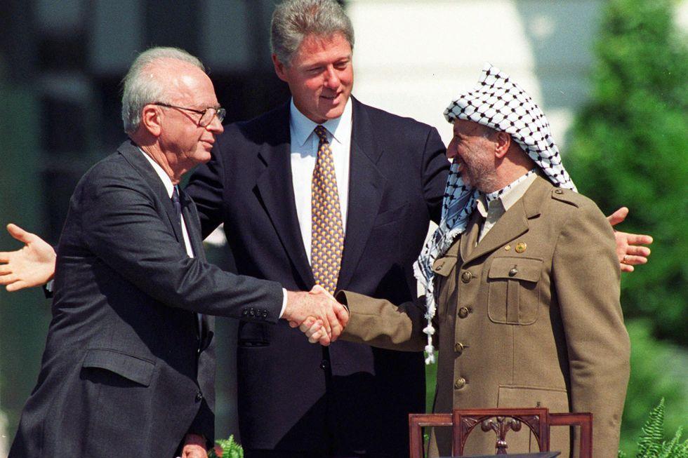 Syv tiår og seks fredspriser, men fortsatt ikke fred i Palestina. Hva er årsakene?