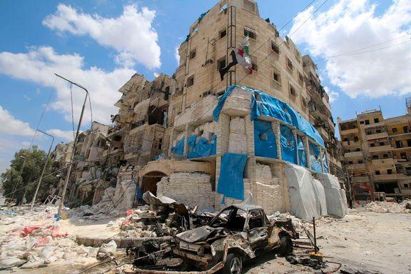 Aftenposten mener: Et nytt lavmål i Syria