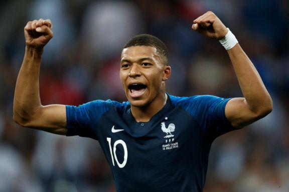 Supertalentet gjorde som Pelé: Frankrike vant VM etter ellevill finale