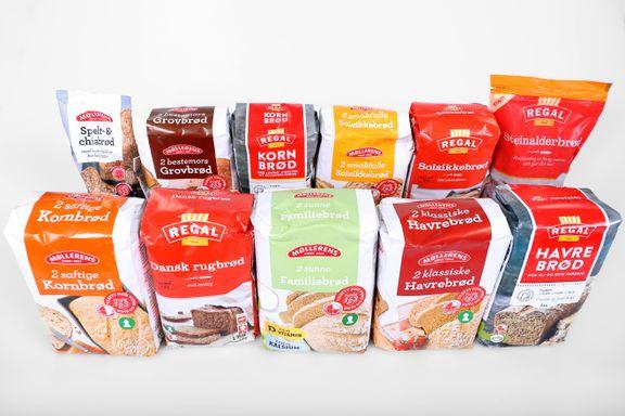 Test av brødmiks: Billigere, men ikke nødvendigvis sunnere enn ferdigbrød