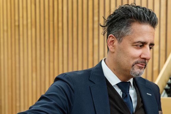 Raja vil ikke svare på om han håper Skei Grande fortsetter som Venstre-leder