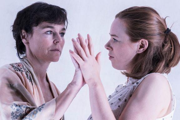 Kjersti Dalseide spiller skjorten av alle Bergmans muser