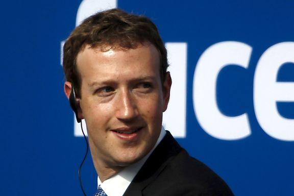Mark Zuckerberg innrømmer feilgrep