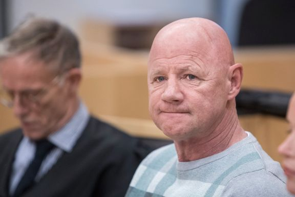Aktor ber om ett år og ti måneders fengsel for torpedo