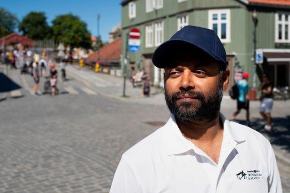 Han drømte om rekordmange løpere i Trondheim. Nå har han en trist beskjed.