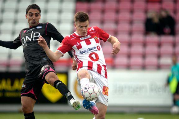 Gundersen fikk også plass på U21-landslaget