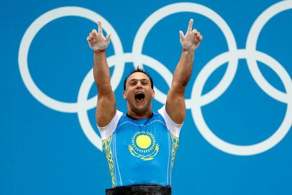 Jubelen kom på en av OL-historiens skitneste dager. Nå henger dopingspøkelset over Japan.