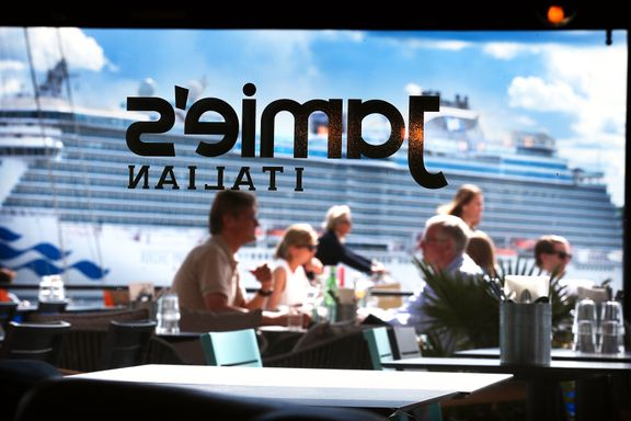 Restaurantanmeldelsen: På jakt etter Jamie