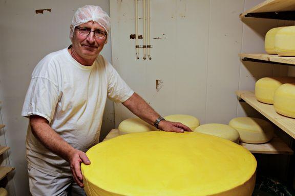Neste år blir det oste-VM i Bergen