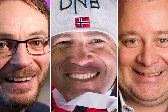 Andre 43-åringer hyller Bjørndalen: – Som de fleste kan se, tok jeg ikke idrettskarrièren så langt!