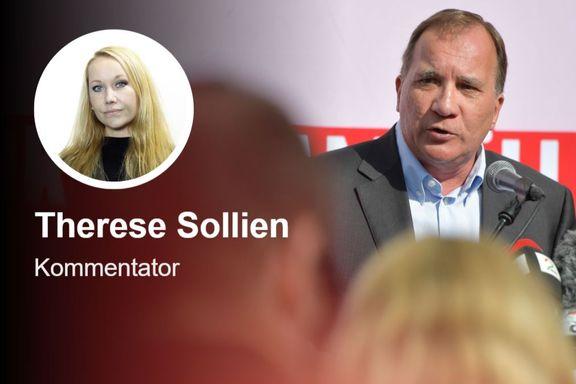 Et opplagt problem for Löfvens troverdighet er at han er statsminister