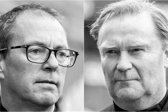 Duoen trener RBKs juniorer: Slik forklarer de alle tapene