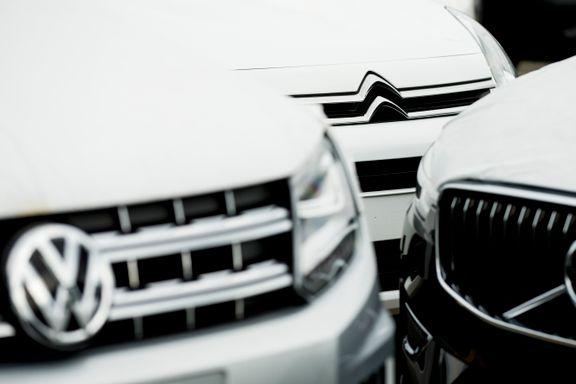 Slik vil prisene på bruktbiler utvikle seg fremover