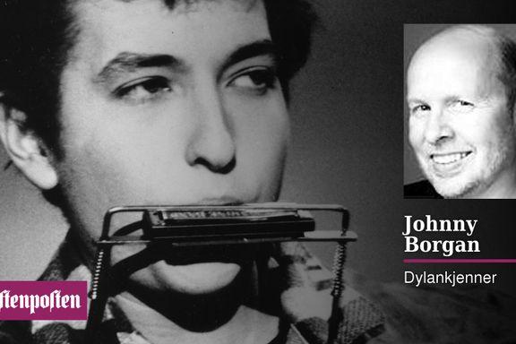 Bob Dylans integritet og stahet har trumfet behovet for å gjøre seg populær | Johnny Borgan