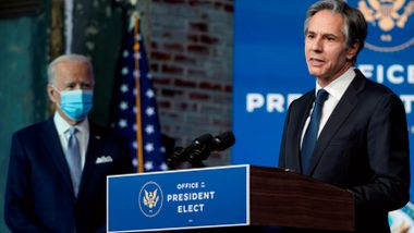 Ine Eriksen Søreide etter møte med USAs nye utenriksminister: – Det blir enklere for oss