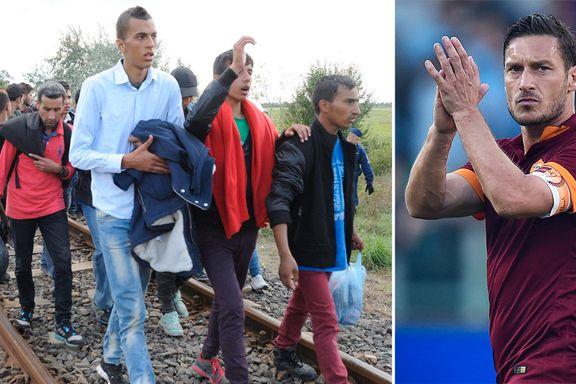 Slik skal storklubben samle idrettsverdenen for å hjelpe flyktninger