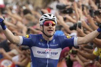 Viviani spurtet til ny seier i Giroen