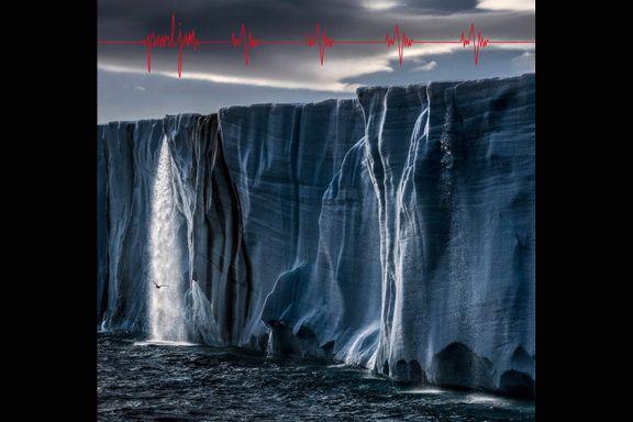 Rockelegender med Svalbard på coveret - dropper Norge