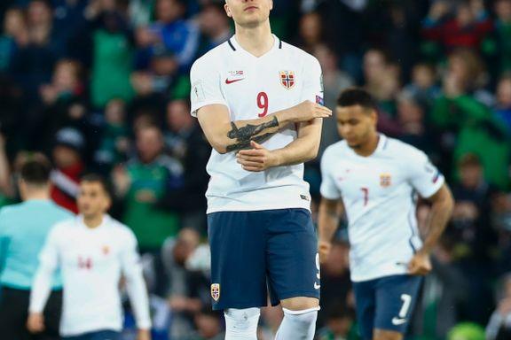 «Det kan bli tøft nok å holde Aserbajdsjan og San Marino bak oss»