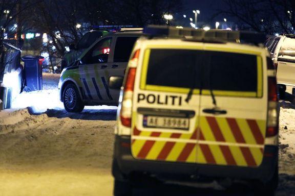 Politijakt etter skyting i Sarpsborg