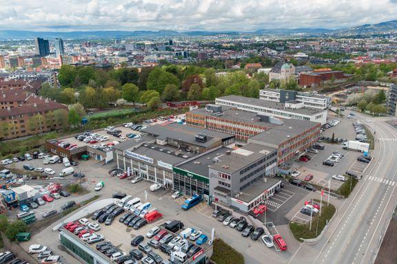 NRK skal flytte et steinkast fra Oslo sentrum. Det gamle industriområdet er i total forvandling.
