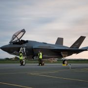 Norske F-35-fly blir billigere - staten kan spare milliardbeløp