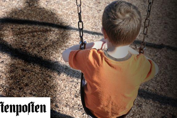«Vi har sett en så omfattende systemsvikt at vi kaller det svik mot barna»
