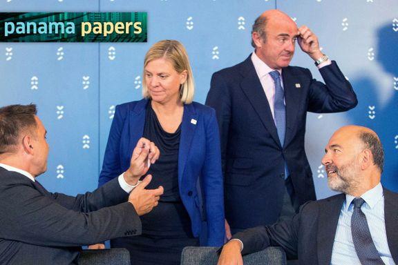EU svartelister 17 skatteparadiser