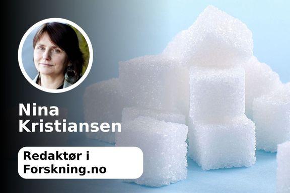 «Kan du virkelig bli avhengig av sukker? Nei, mener forskere.»
