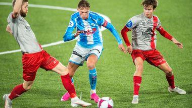 Toppscoreren reddet Sandnes Ulf fra fiasko