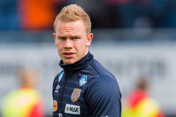 Han blir ny Sandnes Ulf-keeper