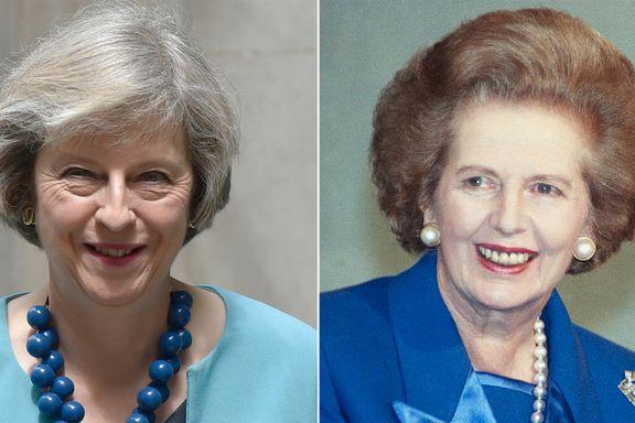 Hun kan bli britenes nye statsminister: Knallhard på innvandring, men ingen ny jernkvinne