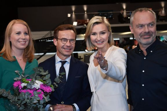 Sverige: Vil ha regjeringssamarbeid på tvers av blokkene