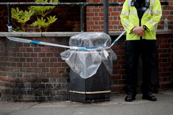 Britisk novitsjok-offer utskrevet fra sykehus