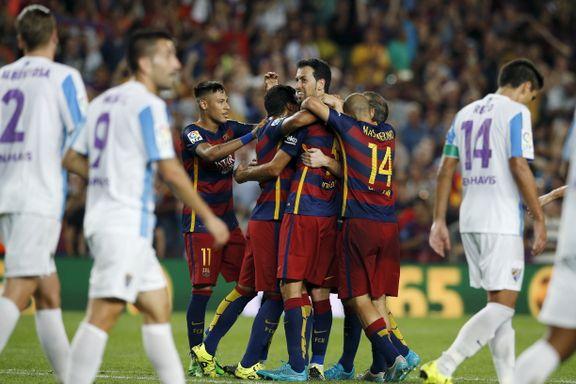 Vermaelen matchvinner for Barcelona