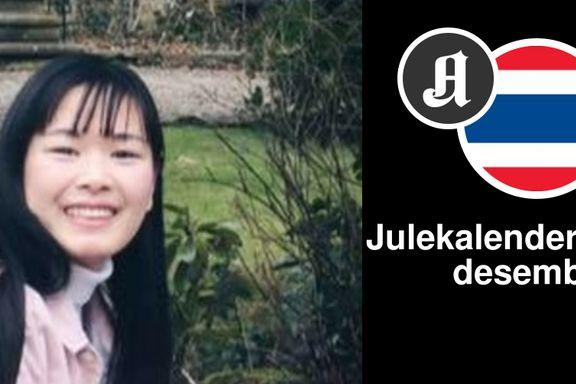 Thailandske foreldre, oppvokst i Norge: - Jeg er så glad vi sang julesanger og spiste grøt på skolen. Det ville vi aldri gjort hjemme.