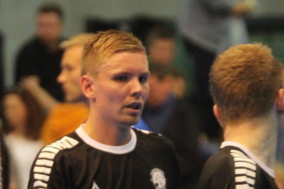 Tobias tilbake etter sykdommen – klar for «finale» i Champions League-kvalifiseringen