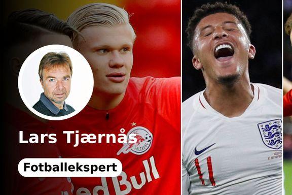 Her er verdens 15 største mannlige fotballtalenter. En nordmann markerer seg i toppen.