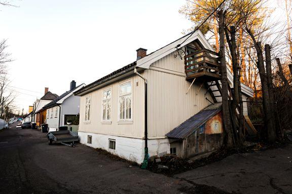 Verneverdig Oslo-historie kan bli revet – Bane Nor vil jevne trehusgate med jorden