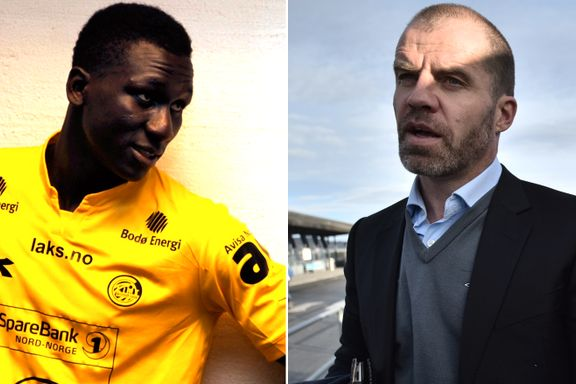 Sané blir ikke Rosenborg-spiller: - Vi har flere i kikkerten