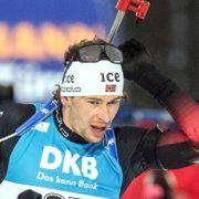 Norsk storeslem: Skiskytter Sturla Holm Lægreid med suveren seier nummer to
