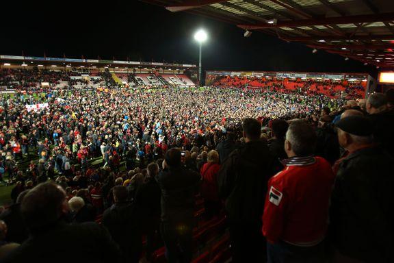 Elleville gledesscener da Bournemouth ble klare for Premier League