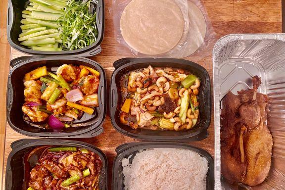 Restaurantene er stengt , men du kan kose deg med god mat hjemme