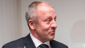 Ny jobb i boks for eksminister Geir-Inge Sivertsen